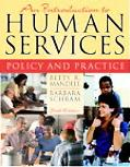 Introduction To Human Services Policy And Practice