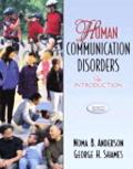 Human Communication Disorders An Introduction