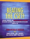 Beating The Cset! Methods, Strategies, and Multiple Subjects Content for Beating California ...
