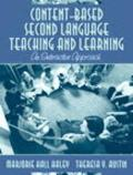 Content-based Second Language Teaching and Learning An Interactive Approach