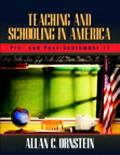 Teaching And Schooling In America Pre- And Post-september 11, Mylabschool