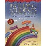Including Students with Special Needs: A Practical Guide for Classroom Teachers [With Access...
