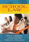 School Law What Every Teacher Should Know