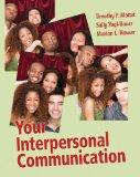 Your Interpersonal Communication (MyCommunicationLab Series)