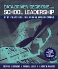 Data Driven Decisions and School Leadershi