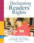Declaration of Readers' Rights