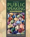 MySpeechLab with E-Book Student Access Code Card for Public Speaking Handbook (standalone) (...