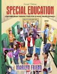 Special Education Contemporary Perspectives for School Professionals