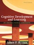 Cognitive Development and
