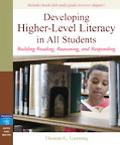 Building Reading, Reasoning, and Responding Developing Higher-level Literacy in All Students