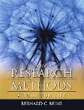Research Methods: A Tool for Life