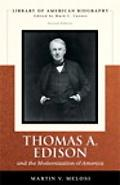 Thomas Edison and The Modernization of America