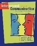 Interpersonal Communication: Relating to Others Value Package (includes MyCommunicationLab C...