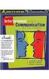 Interpersonal Communication: Relating to Others, Books a la Carte Plus MyCommunicationLab Co...