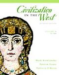Civilization in the West, to 1500