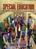 Special Education: Contemporary Perspectives for School Professionals