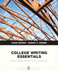 College Writing Essentials: Rhetoric, Reader, Research Guide, and Handbook