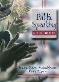 MySpeechLab with E-Book Student Access Code Card for Public Speaking Guidebook (standalone)
