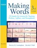 Making Words Third Grade