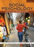 Social Psychology: Goals in Interaction Value Pack (includes MyPsychLab with E-Book Student ...