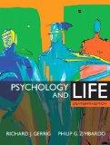 Psychology and Life Value Package (includes Grade Aid Workbook with Practice Tests for Psych...