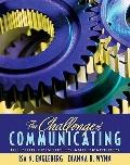 Challenge of Communicating: Guiding Principles and Practices Value Package (includes MyCommu...