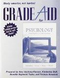 Grade Aid Student Workbook with Practice Tests for Psychology: From Inquiry to Understanding