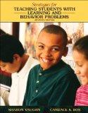 Strategies for Teaching Students with Learning and Behavior Problems (7th Edition)