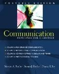 MyCommunicationLab Student Access Code Card with Four-Volume E-Book for Communication (Stand...