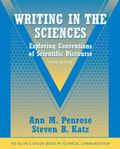 Writing in the Sciences: Exploring Conventions of Scientific Discourse (Part of the Allyn & ...