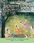 Documents in World History, Volume 2