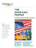 The American People: Creating a Nation and a Society, Combined Volume, VangoBooks