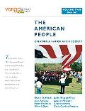 The American People: Creating a Nation and a Society, Volume II (from 1865), VangoBooks