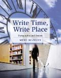 Write Time, Write Place: Paragraphs and Essays