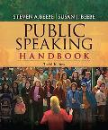 Public Speaking Handbook, Third Edition - Examination Copy