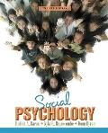 MyPsychLab with E-Book Student Access Code Card for Social Psychology (standalone) (12th Edi...