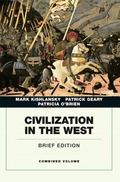 Civilization in the West, Penguin Academic, Combined Volume