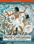 World Civilizations: The Global Experience, Volume Itlas Edition Value Pack (includes Docume...