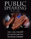 Public Speaking Value Package (includes VideoLab CD-ROM)