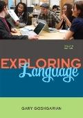 Exploring Language (12th Edition)