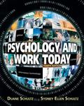 Psychology and Work Today (10th Edition)