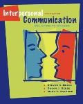 MyCommunicationLab with E-Book Student Access Code Card for Interpersonal Communication (sta...