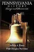 Pennsylvania History: Essays and Documents