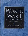 World War I: A Short History- (Value Pack w/MySearchLab)