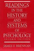 Readings In The History And Systems Of Psychology- (Value Pack w/MySearchLab)