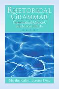 Rhetorical Grammar (6th Edi