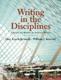 Writing in the Disciplines: A Reader and Rhetoric for Academic Writers (7th Edition)