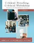 Critical Reading Critical Thinking: Focusing on Contemporary Issues (with MyReadingLab Stude...