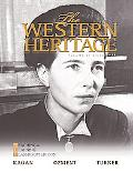 The Western Heritage: Teaching and Learning Classroom Edition, Volume 2
