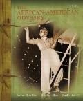 The African-American Odyssey: Volume 2 (5th Edition)